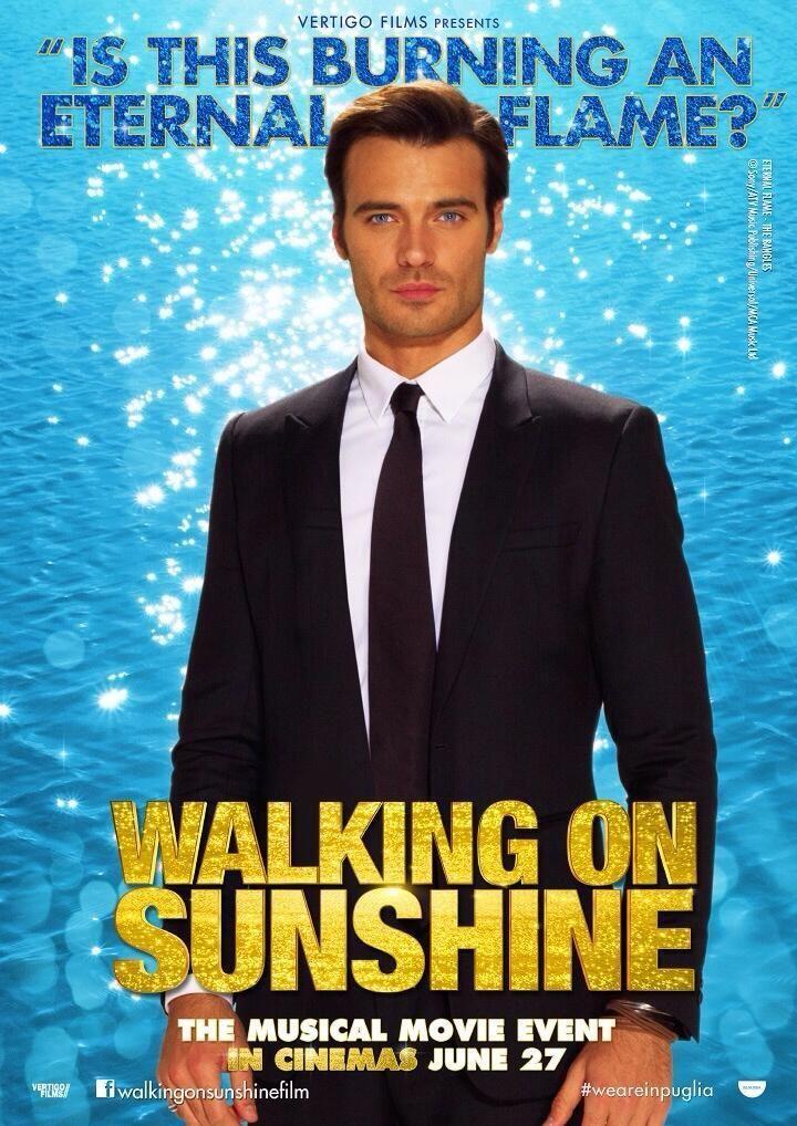 Movies like walking on sunshine
