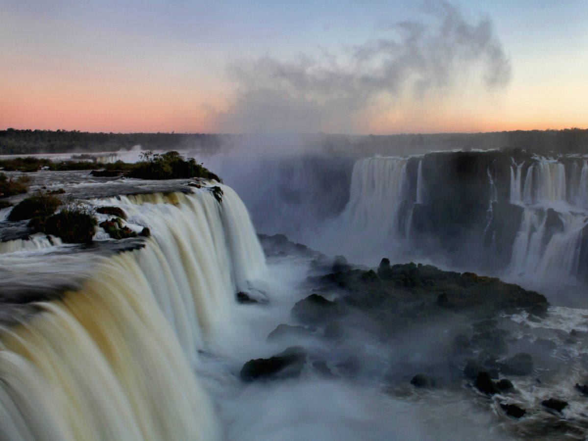 Iguaz Falls Brazil Explore Our Blogs Posts Pinterest Brazil - 10 amazing things to see in iguazu national park argentina