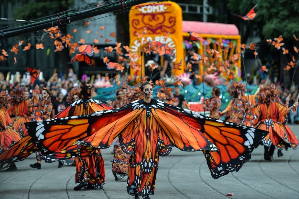Mexico City S Day Of The Dead Parade 2018 In Pictures Mexico Day Of The Dead Mexico Culture Day Of The Dead Art