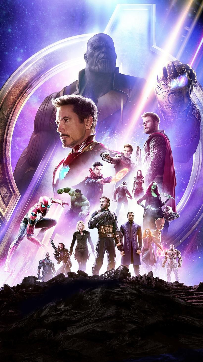 Avengers Infinity War 2018 Phone Wallpaper Moviemania Avengers Marvel Superheroes Marvel