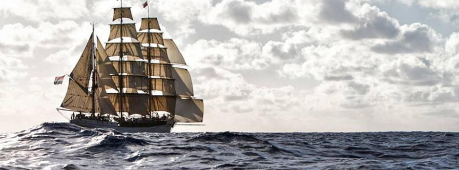 Bark Europa Tall Ship | Classic Sailing