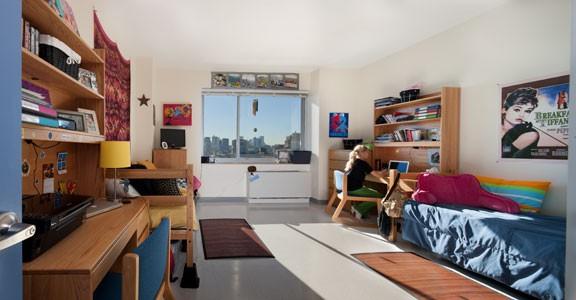 Founders Hall; NYU Residence Hall | Home Sweet Home | Pinterest ...