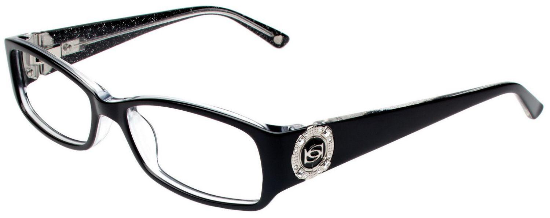 0c9679934a Bebe BB5060 Glitzy Eyeglasses
