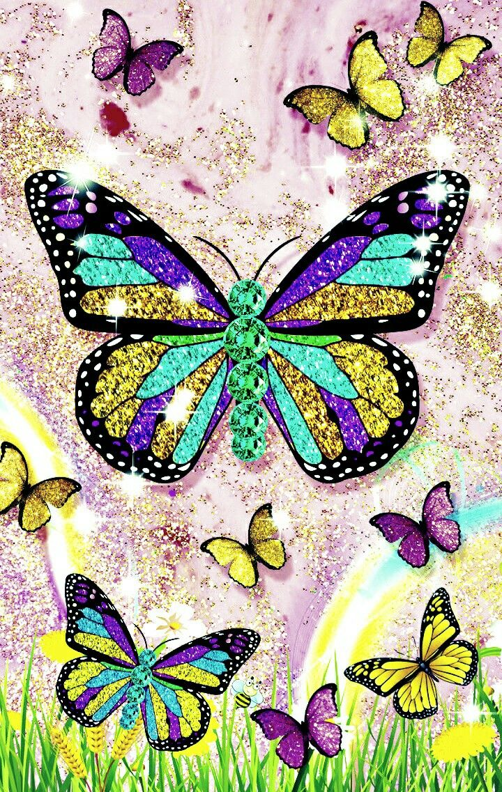 Pin by 𝓜𝓲𝔃𝓴𝓪𝔂𝓽 on Butterflay Wallpaper   Flower iphone ...