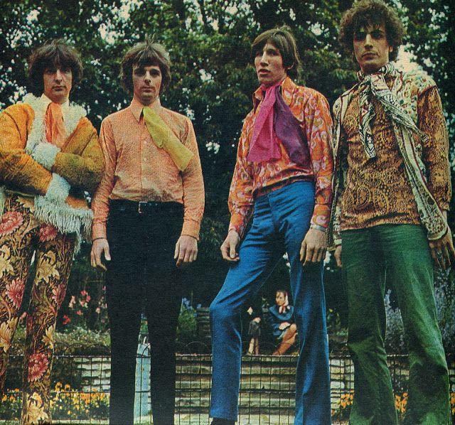 Pink Floyd, summer 1967