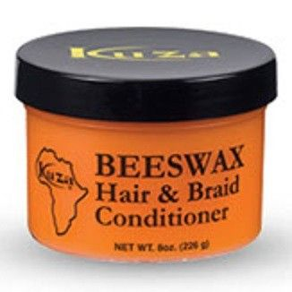 Kuza Beeswax Hair Braid Conditioner 8 Oz Salon Supplies Natural Hair Moisturizer Braided Hairstyles