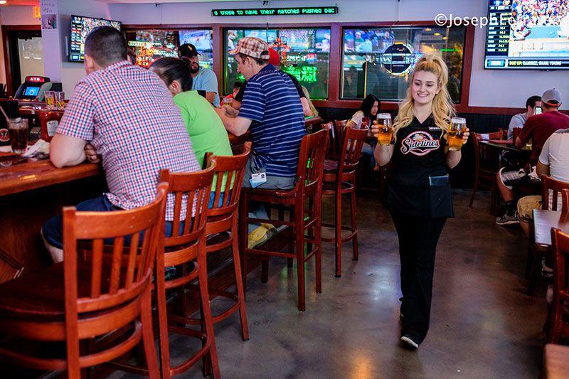 Sports Bar Sports bar, Bar, Bar grill