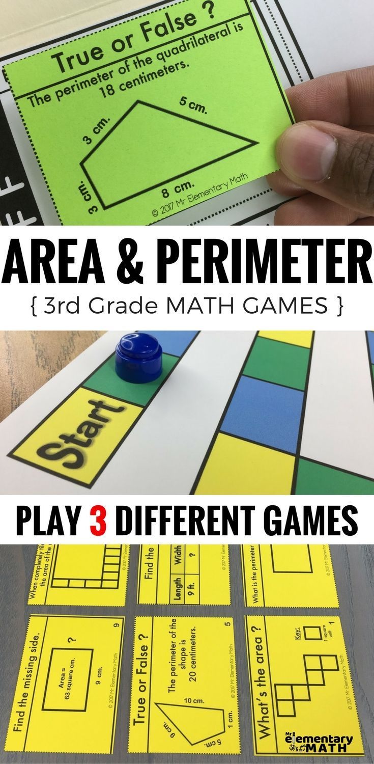 3rd Grade Area And Perimeter Games And Centers Area And Perimeter Area And Perimeter Games Math Games [ 1500 x 735 Pixel ]