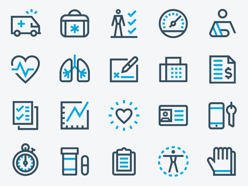 Icon System Icon Dribbble Visual Communication