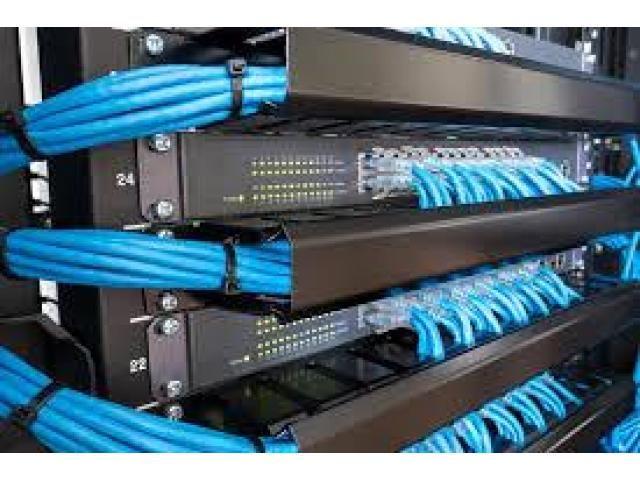 Computer - IT Services al manara, Home network cabling IT technician ...
