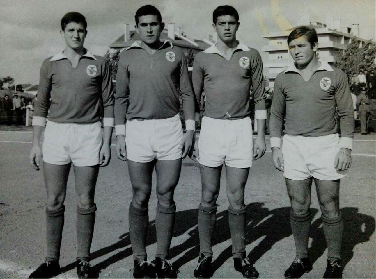 Lopes, Niza, Marques E Camolas. Foto Cedida Pelo Sr