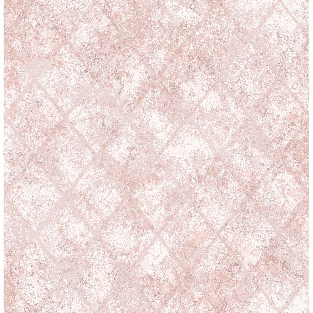 Brewster Pink Mercury Glass Distressed Metallic Wallpaper 2701 22329 With Images Metallic Wallpaper Brewster Wallcovering Wallpaper Samples