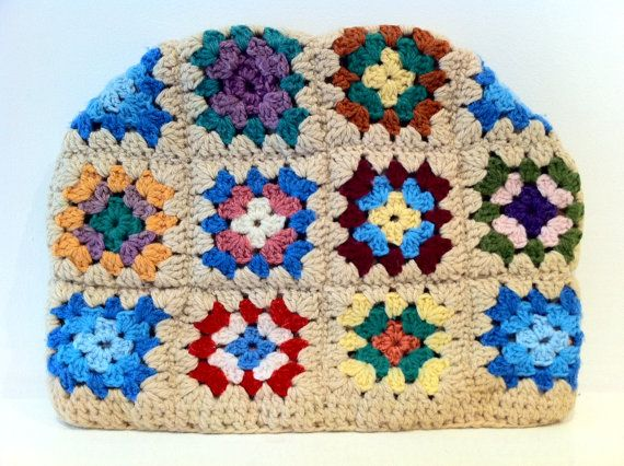 Vintage Crochet Tea Cosy Granny Chic All Things Crochet