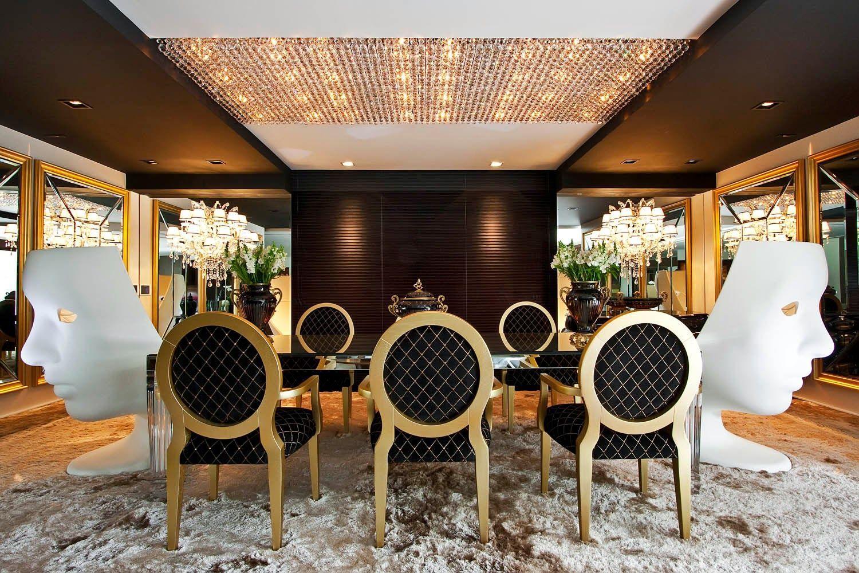 Dourado é tendência na decoração de interiores – saiba como usar!
