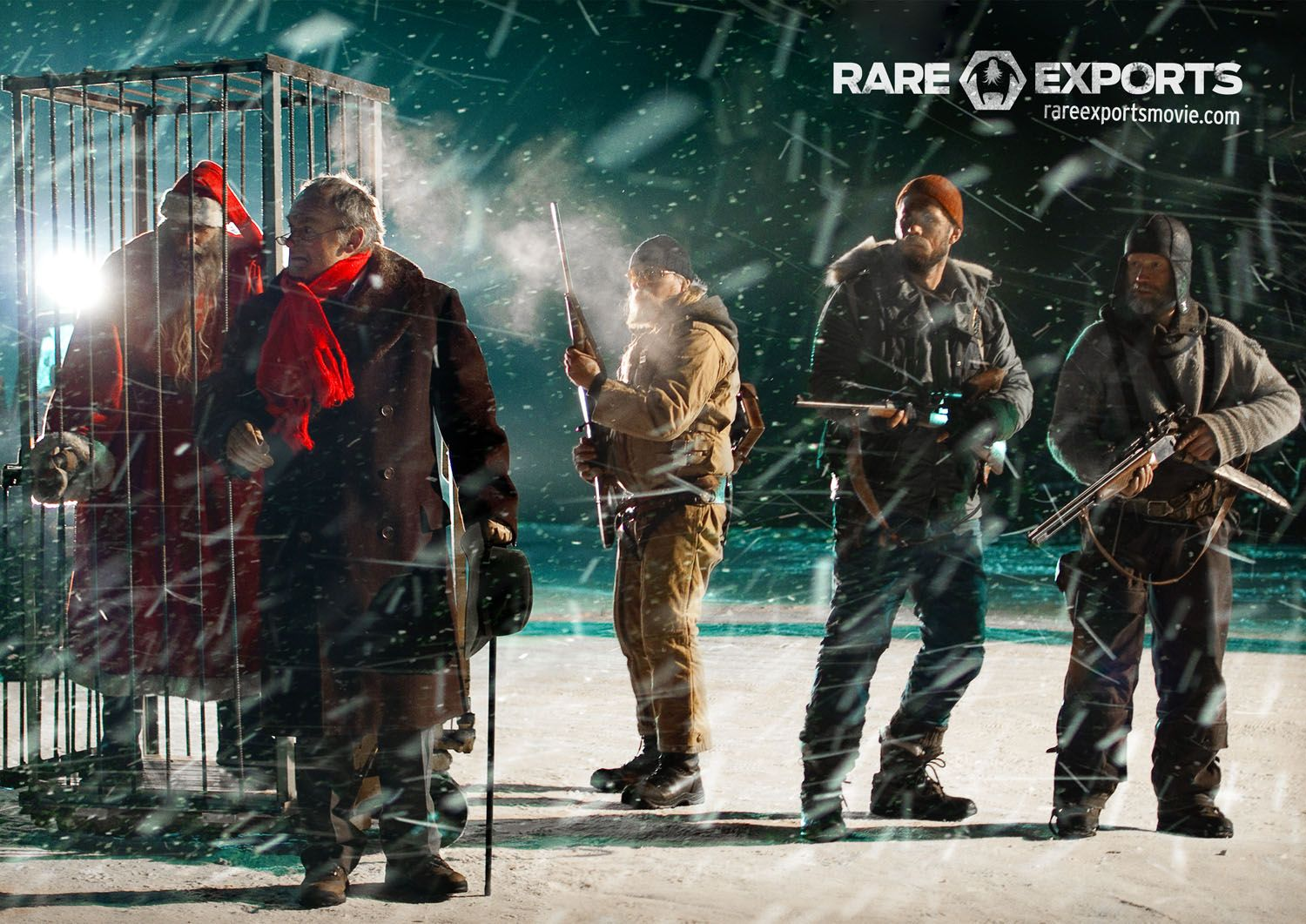 17. Rare Exports: A Christmas Tale (2010)