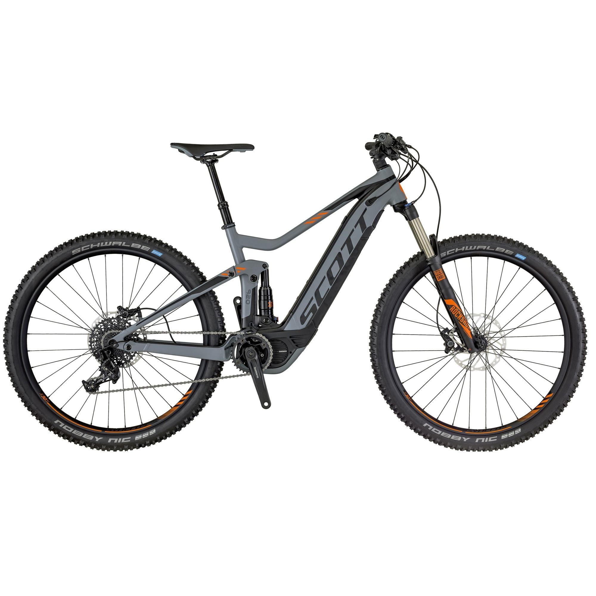 SCOTT EGenius 920 Bike マウンテンバイク、電動自転車、自転車