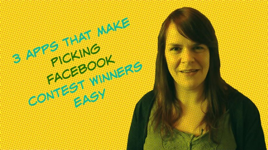 If you run Facebook competitions on your business page it can be hard to select a winner. Since the rule changes last year Facebook has allowed us to choose a winner from people who leave a comment on a post or Like a post. The problem arises when a competition is successful. If we get… Continue reading →