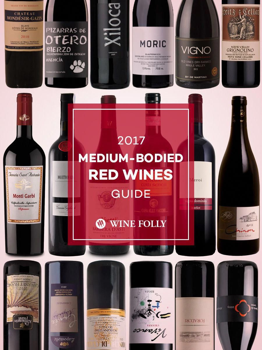 2017 Wine Buying Guide For Reds And Whites Red Wines Guide Wine Folly Wine Buying Guide
