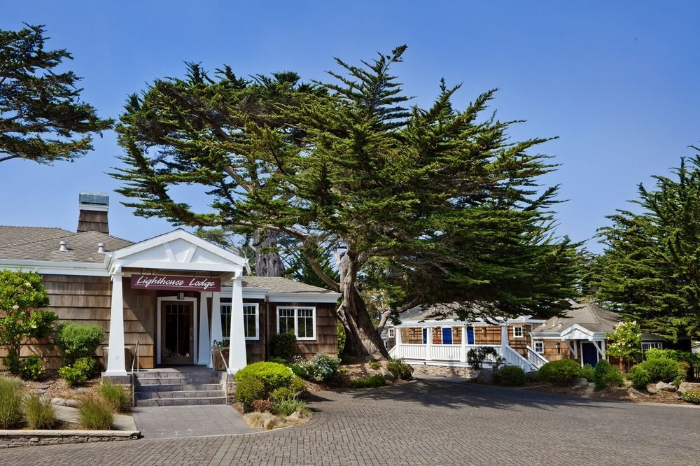 lighthouse lodge and cottages travel pacific grove california rh pinterest ca