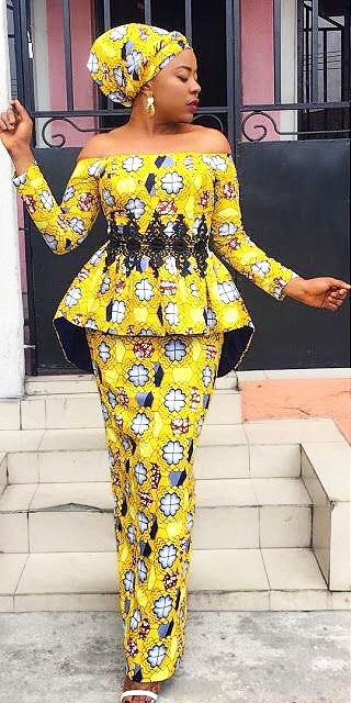 7f0c0e081 The Most Popular African Clothing Styles for Women in 2018