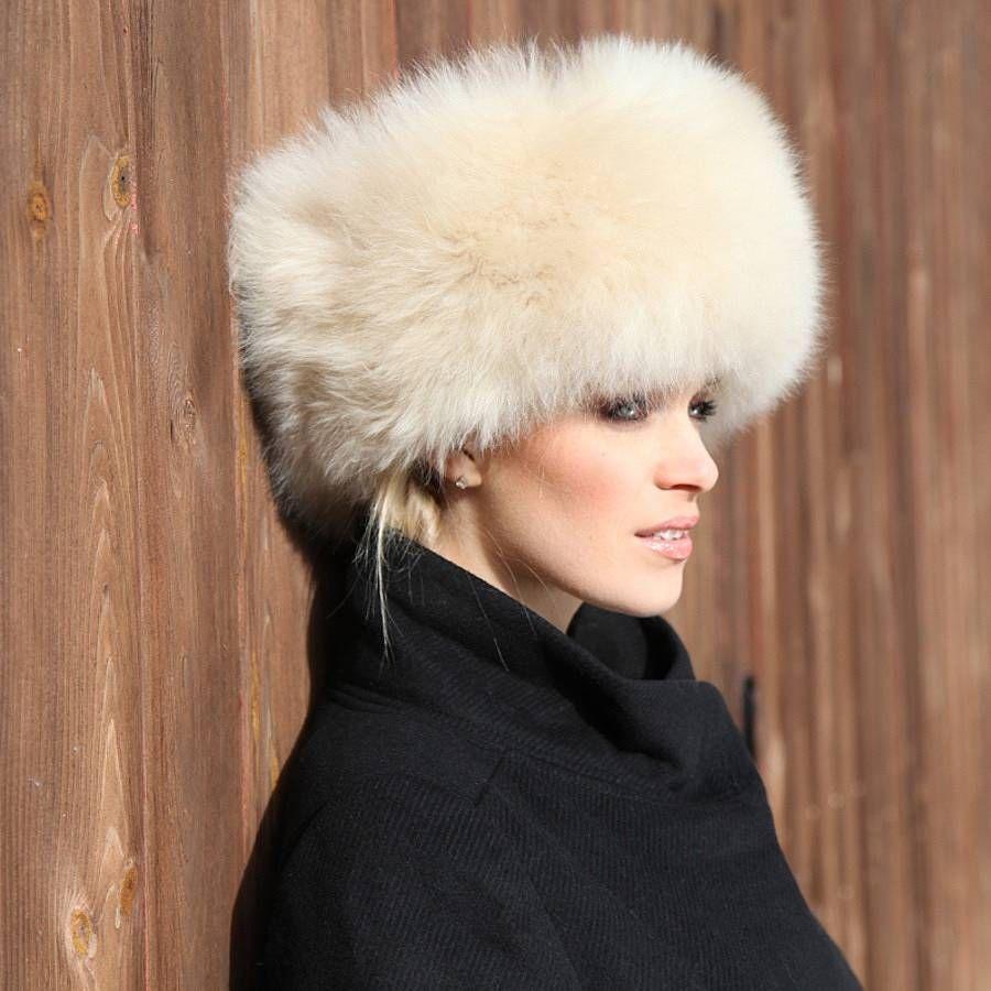luxury fur hats for women by perilla  ff8b36a08516