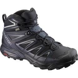 Salomon Herren Schuhe X Ultra 3 Mid Gtx® Bk, Größe 44 ? in Schwarz/Anthrazit, Größe 44 ? in Schwarz/ #hikingtrails