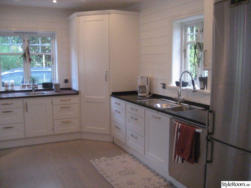 dieartige  weiße küche  graue wand  holzboden