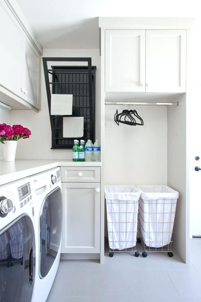 Ikea Laundry Storage Solutions 50 Beautiful And Functional Laundry