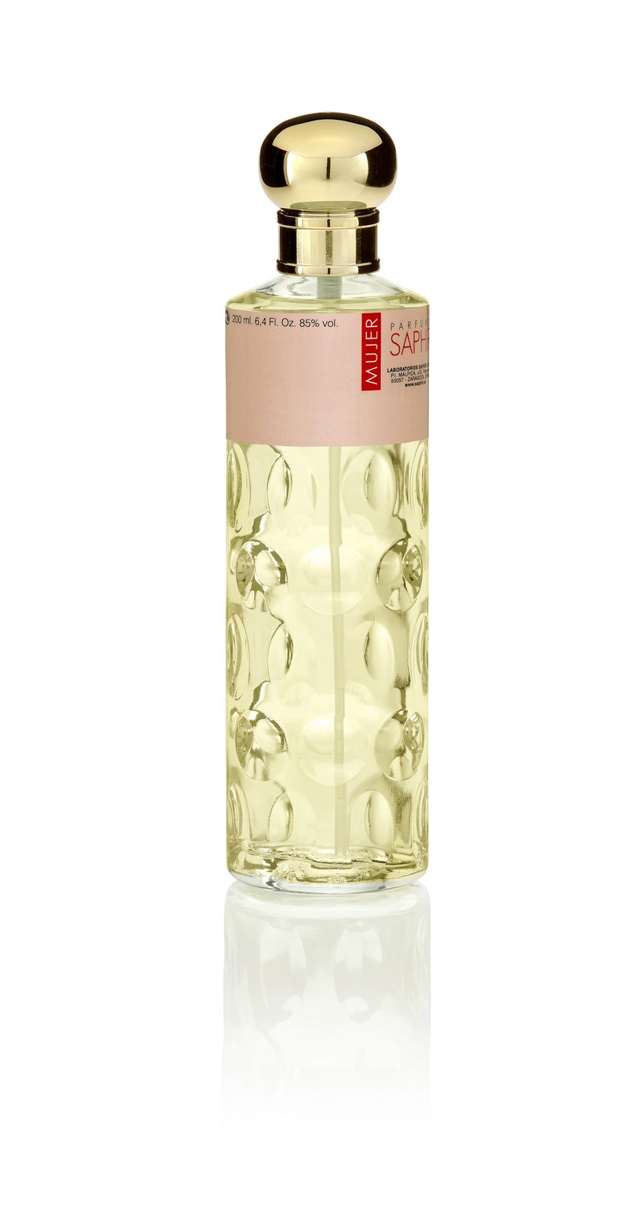 Vida De Saphir 200ml Perfume Perfume De Mujer Fragancia