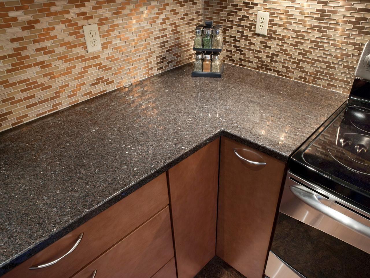 Kitchen Design Granite Custom Inspired Examples Of Granite Kitchen Countertops  Granite Hgtv Decorating Inspiration
