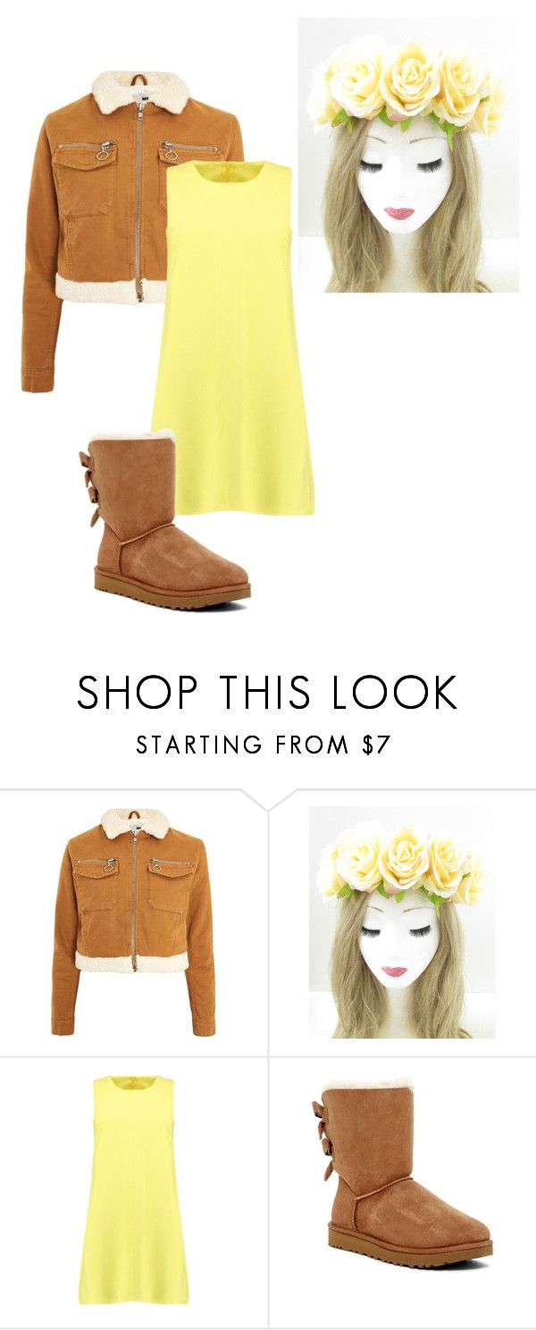 Yellow Flower Crown Outfit In 2018 Romwe Pinterest Flower