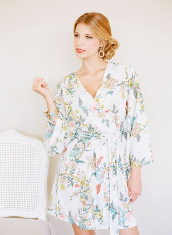 Love these robes from Plum Pretty Sugar
