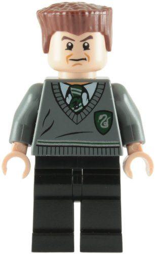 Lego Harry Potter Gregory Goyle Minifigure Amazon Co Uk Toys Games Lego Harry Potter Lego Mini Figures