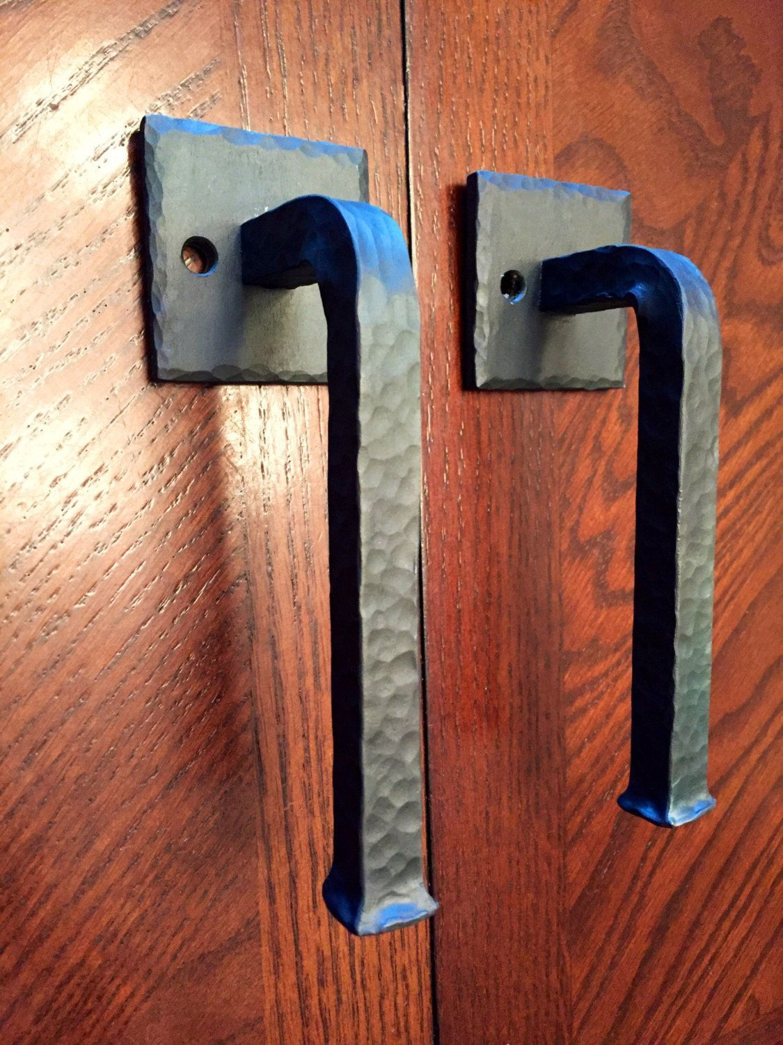 Free Shipping W/coupon, Cabinet Hardware, Hand Hammered