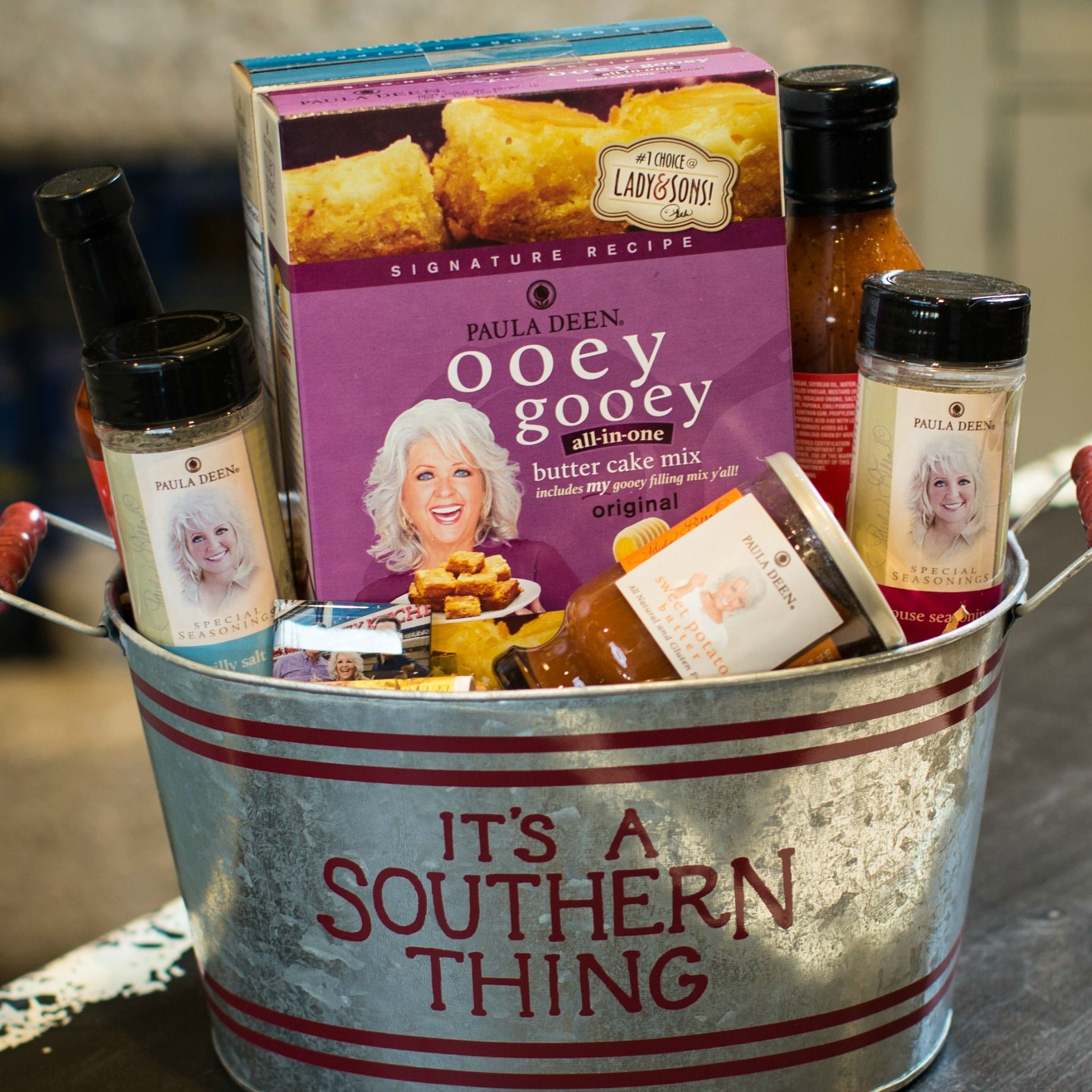 Find This Pin And More On The Gift Shop At Paula Deen S Family Kitchen