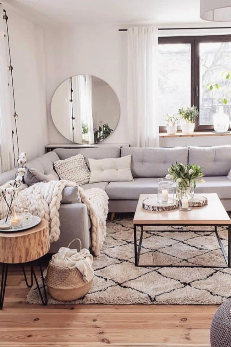 Top 19 Rustic Living Room Ideas In 2020 Living Room Decor Apartment Rustic Living Room Living Room Scandinavian