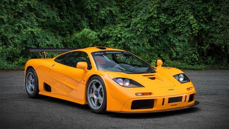 Rarest Supercars 9 Mclaren F1 Lm Mclaren F1 Super Cars