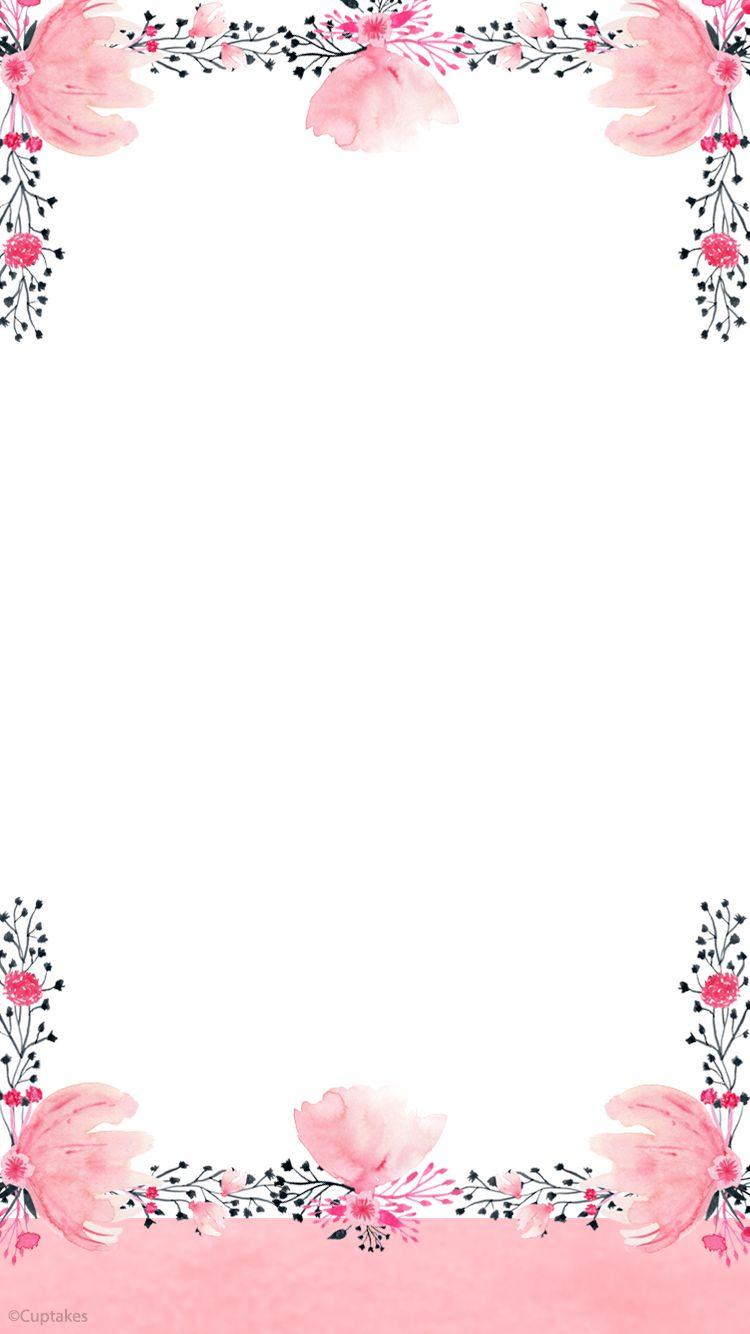 Live Love Beautifully Homescreen Wallpaper For Iphone 6 6s And Iphone 6 6s C Cuptakes Sfondi Iphone Sfondi Per Iphone Motivi Floreali