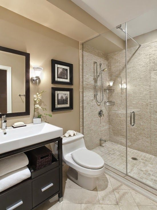 15 Extraordinary Transitional Bathroom Designs For Any Home ...