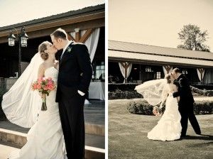 Real Wedding Re-Run: Kurt and Kelsey's Hidden Meadows Wedding in Snohomish, WA