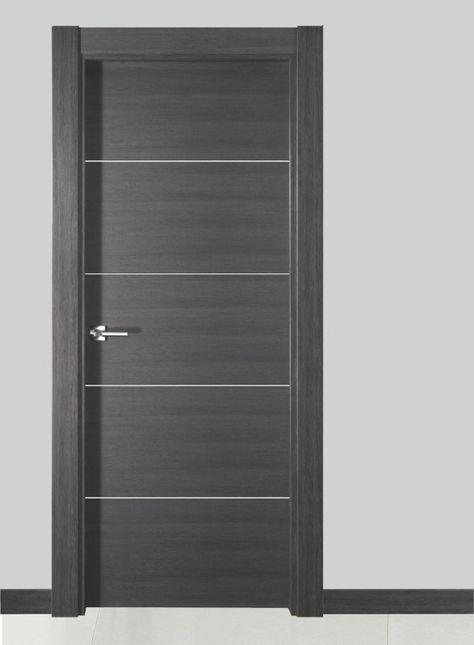25 Puertas de madera modernas para interiores