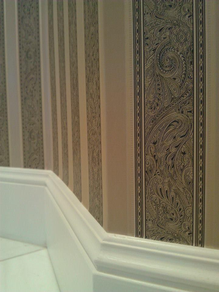 Classic Timeless Striped Patterned Wallpaper Wallpaper Installers Brisbane Shop Wallpaper Modern Wallpaper Home Wallpaper