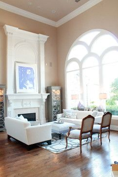 Transitional Lavender And Blue Frisco Home   Traci Connell Interiors, Dallas,  TX