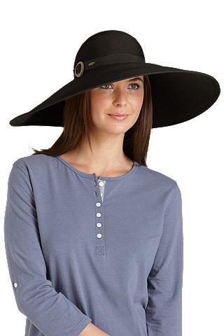 139fa411645f62 SmartStraw Riviera Sun Hat: Sun Protective Clothing - Coolibar | Sun ...