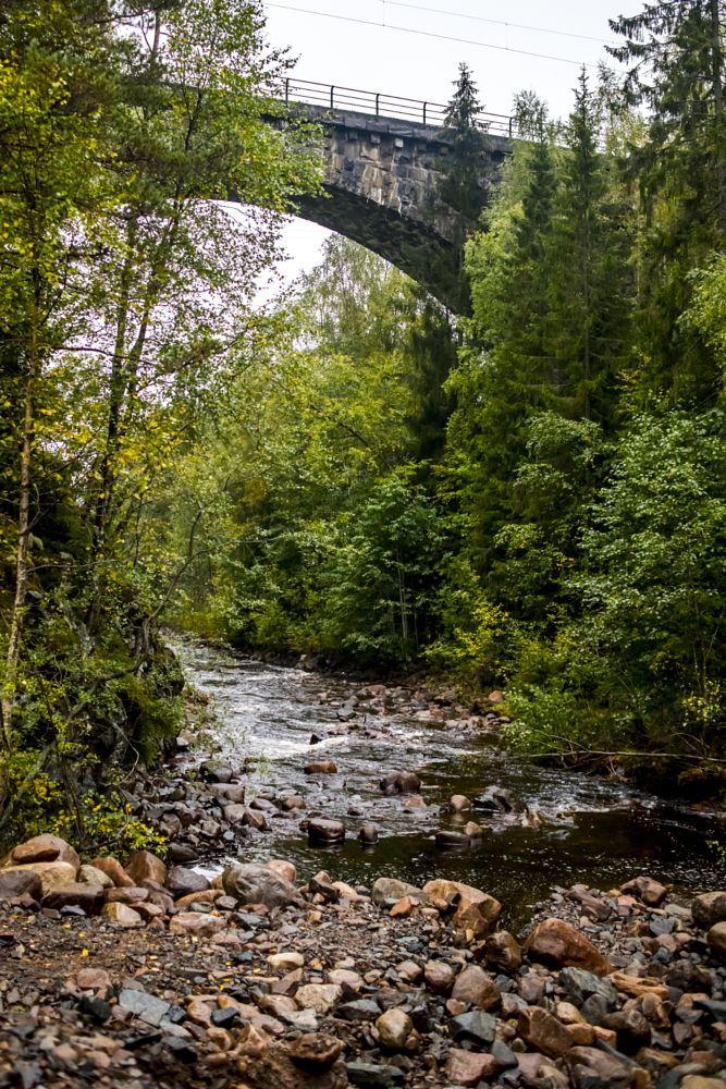 Stone Bridge II by Ole Morten Eyra