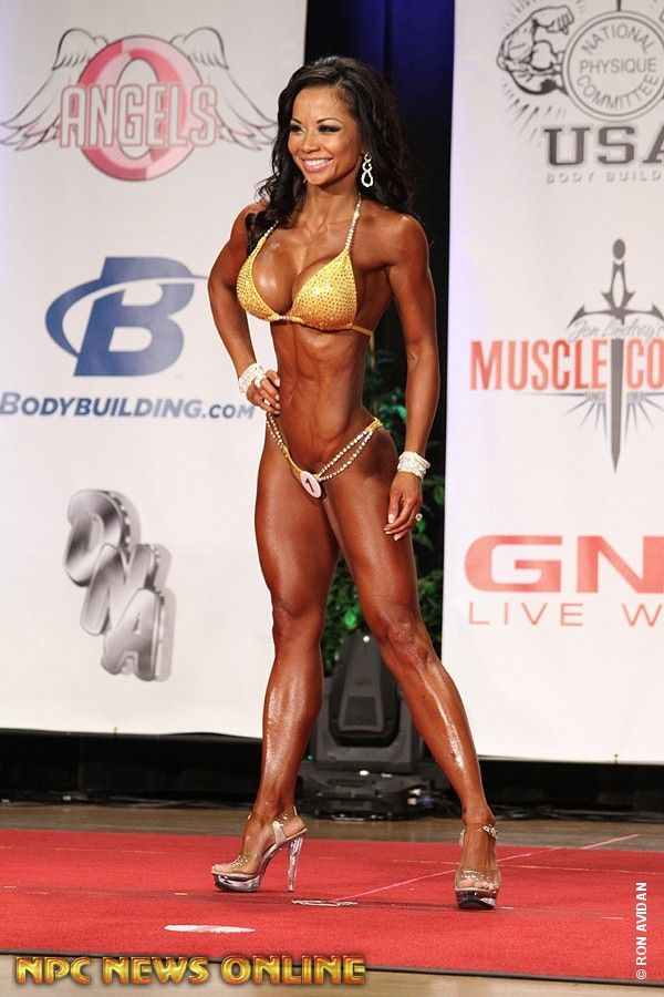 NPC Bikini Winners | 2014 IFBB Musclecontest.com Pro ...