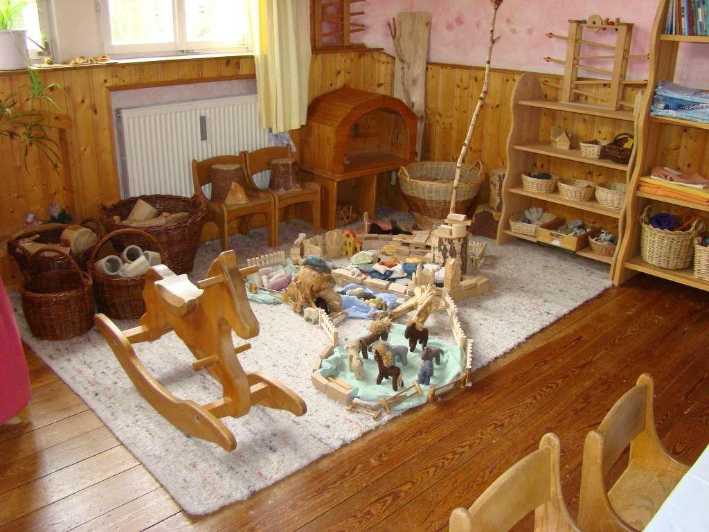 Waldorfkindergarten dinkelsb hl ffnungszeiten und for Raumgestaltung waldorfkindergarten