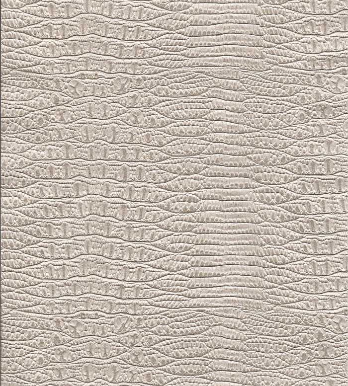 Alligator skin faux leather embossed wallpaper bel 3004 alligator skin - Wandtegels levende ...
