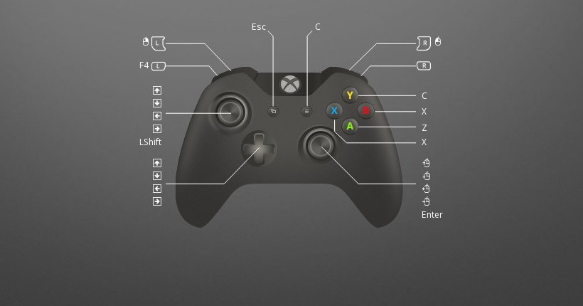 Try My Undertale Xbox Controller Preset That Carries Gamepad Maintenance To Any Pc I Ll Upload Oth Cuphead Xbox One Xbox One Controller Play League Of Legends