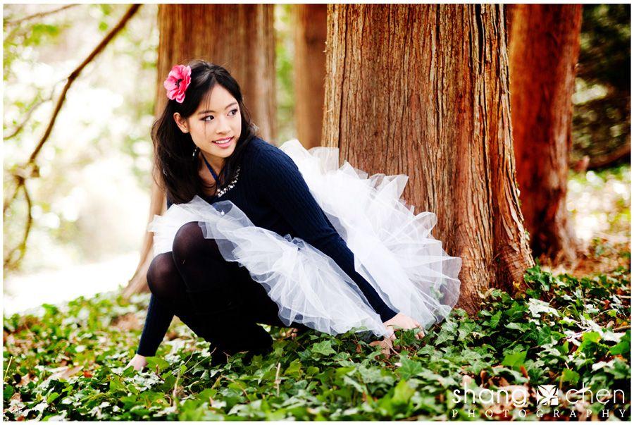 ballet theme @ Shang Chen.
